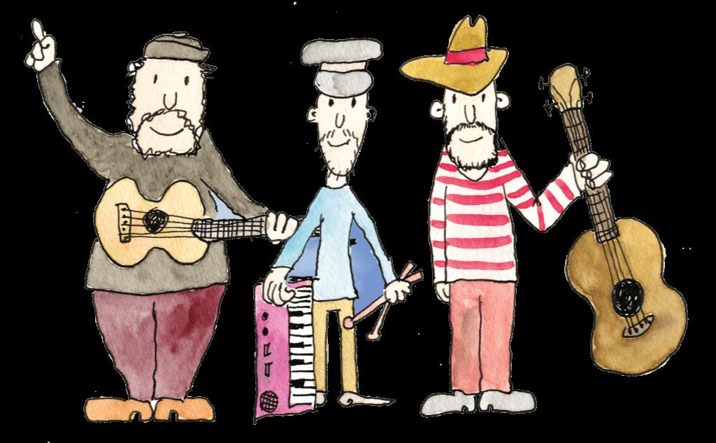 DBavaresi - Band - Kellner - Schellinger - Horn