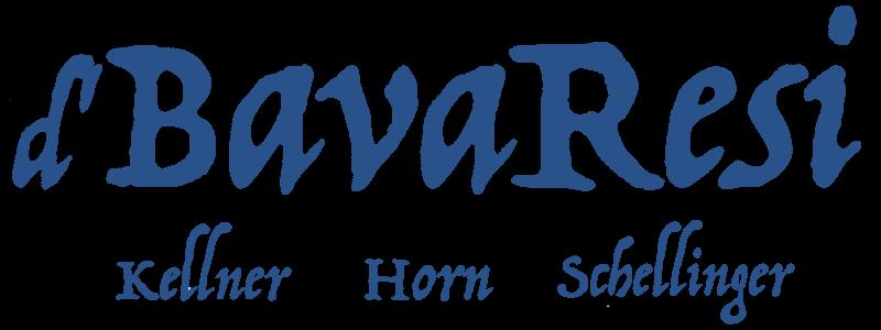 DBavaresi - Kellner - Horn - Schellinger - Logo
